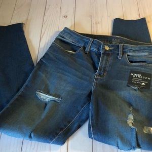 NWT a.n.a. Distressed Skinny Jegging